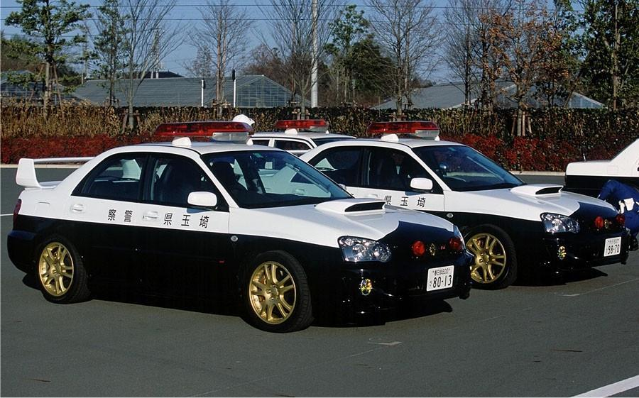2011 Subaru Sti Police Car!!! - NASIOC